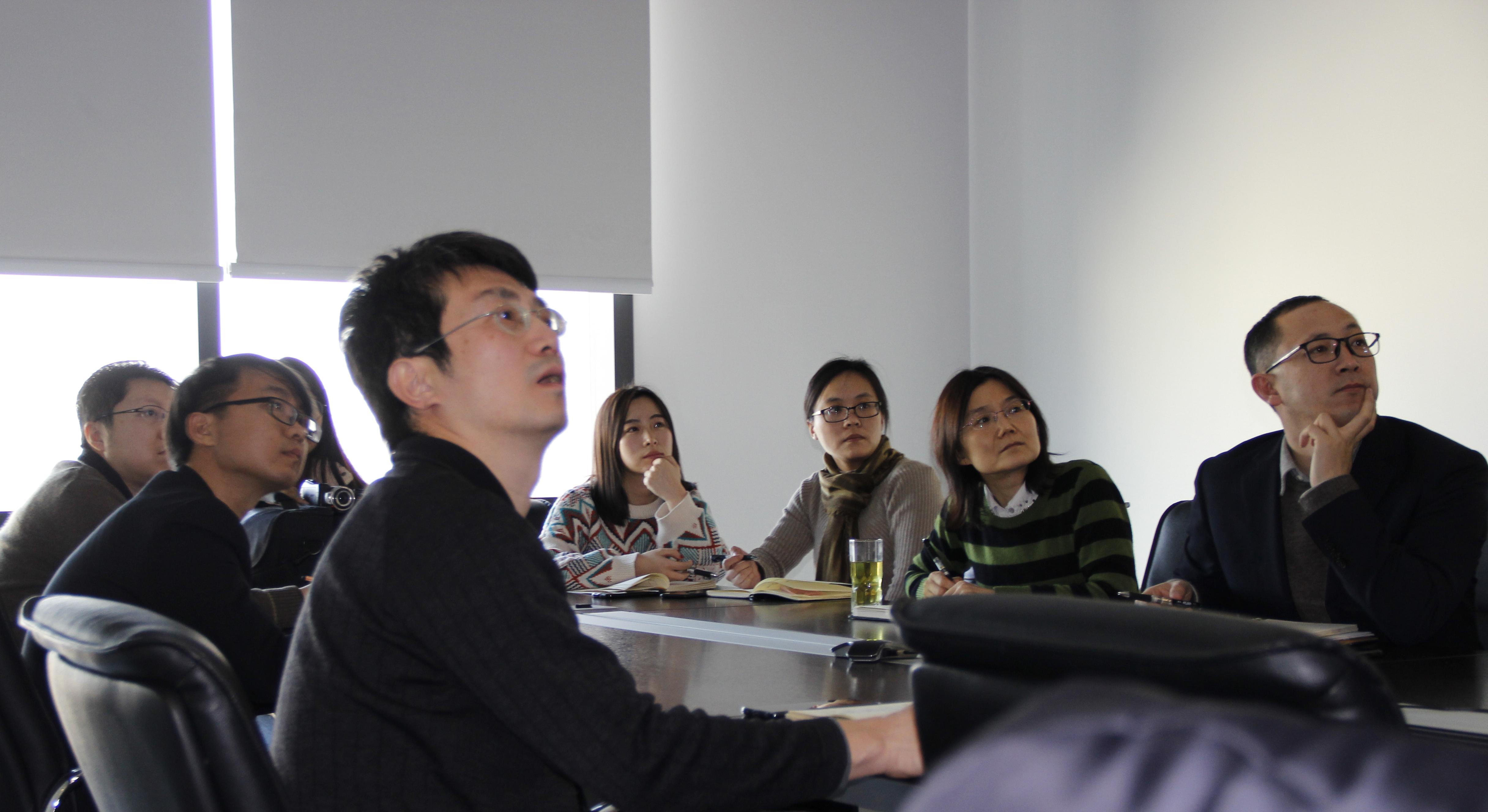 旅游地产社群营销培训会在北京总部举行