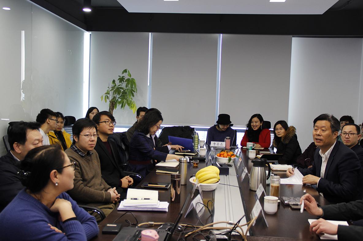 公司举行开发全流程管理培训